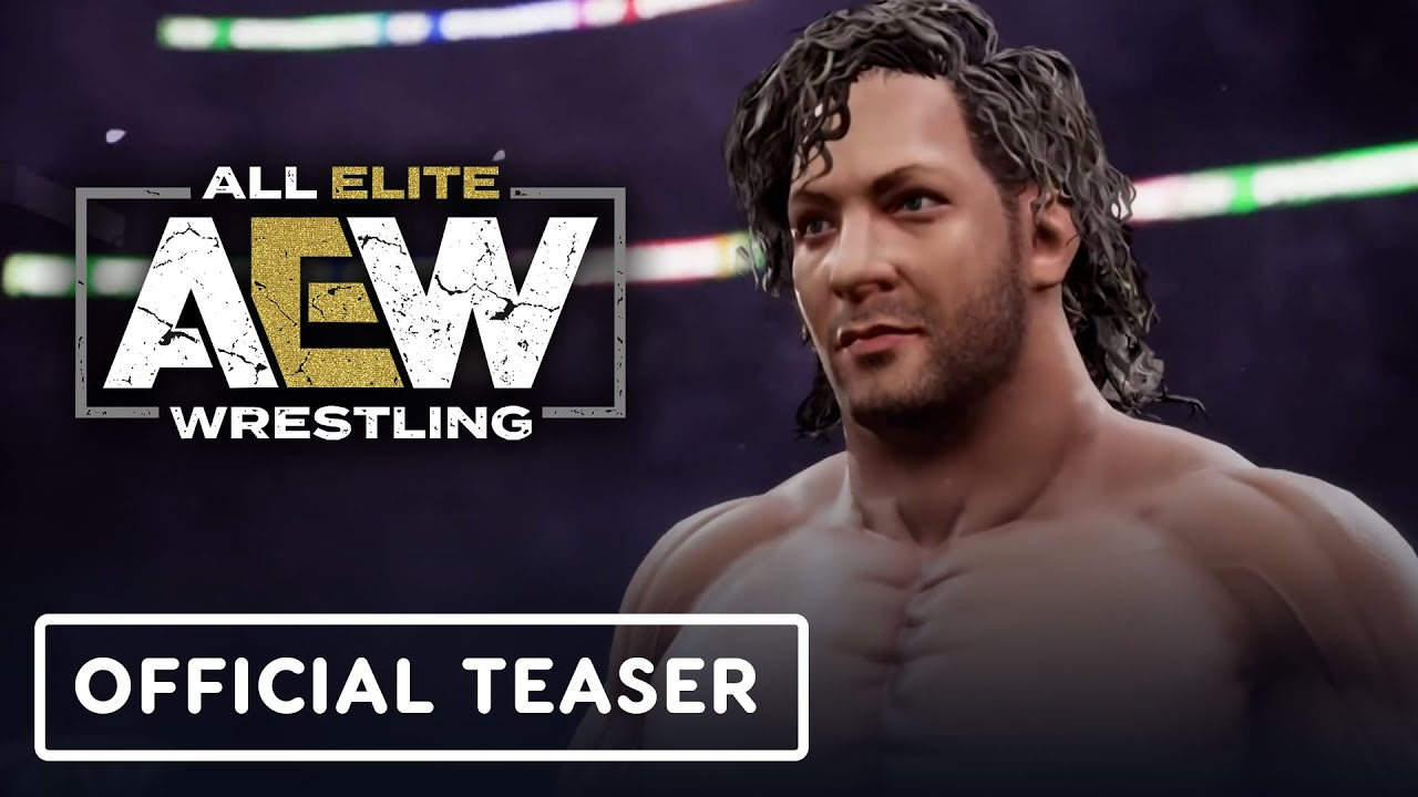 All Elite Wrestling: The Game - Official Teaser