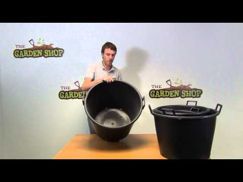Heavy Duty Large Plant Pots With Handles