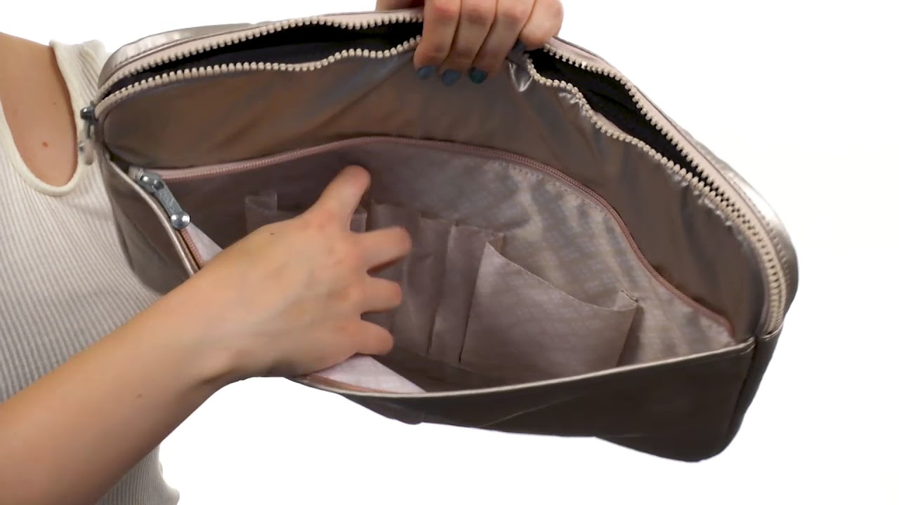 f39ad0e00d Kipling Laptop Sleeve 15 Metallic SKU:8935272 - YouTube