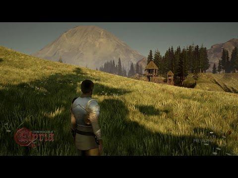 Chronicles of Elyria - Tour of Titan's Steppe