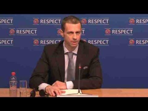 La UEFA limita el mandato de sus dirigentes y el número de vicepresidentes