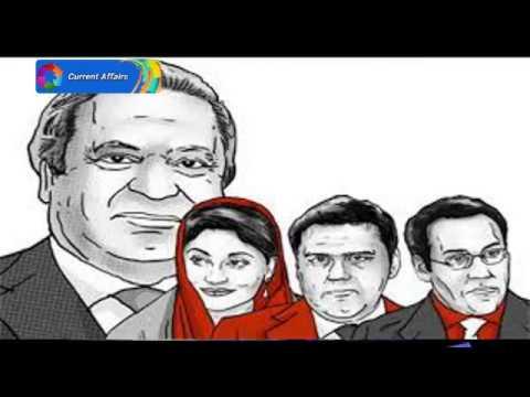 Current News Updates - Arrest Warrants of Nawaz Sharif,s childrens issued - NAB references