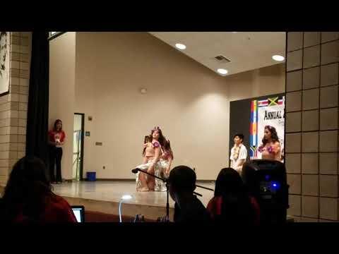 October 2017 San Miguel High School Heritage Festival: Tahiti Performance