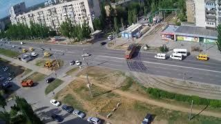 ДТП авария г Волжский пр Ленина ул Академика Королёва 2018 05 19 15 19