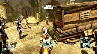 Assassin's Creed 4 Multiplayer - Wanted Match on Prison (AC4 Black Flag Gameplay)