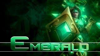 League of Legends: Emerald Taric (HQ Skin Spotlight)