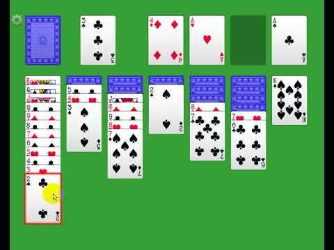 Играть косынка онлайн бесплатно без регистрации на весь экран по одной
