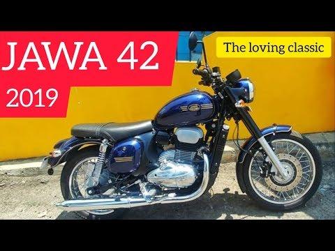 JAWA 300 2018 SPECIFICATIONS PHOTOS EXHAUST SOUND JAWA42 YEZDICLASSIC |FIRSTLOOK Jawa Sound Jawa42
