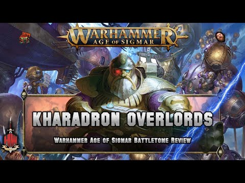 KHARADRON OVERLORDS *NEW BATTLETOME* Review Warhammer Age of Sigmar