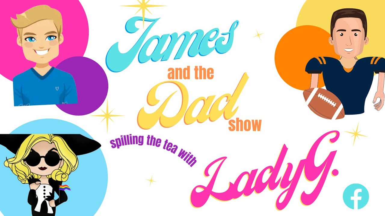 James and the Dad - RuPaul's Drag Race recap