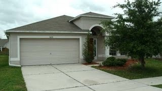 Wesley Chapel: 1979 sq. ft. 4/2 Home at 30755 Bridgegate Dr