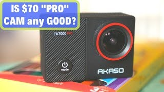 Akaso EK7000 Pro 4K Action Camera is Cheap and ...