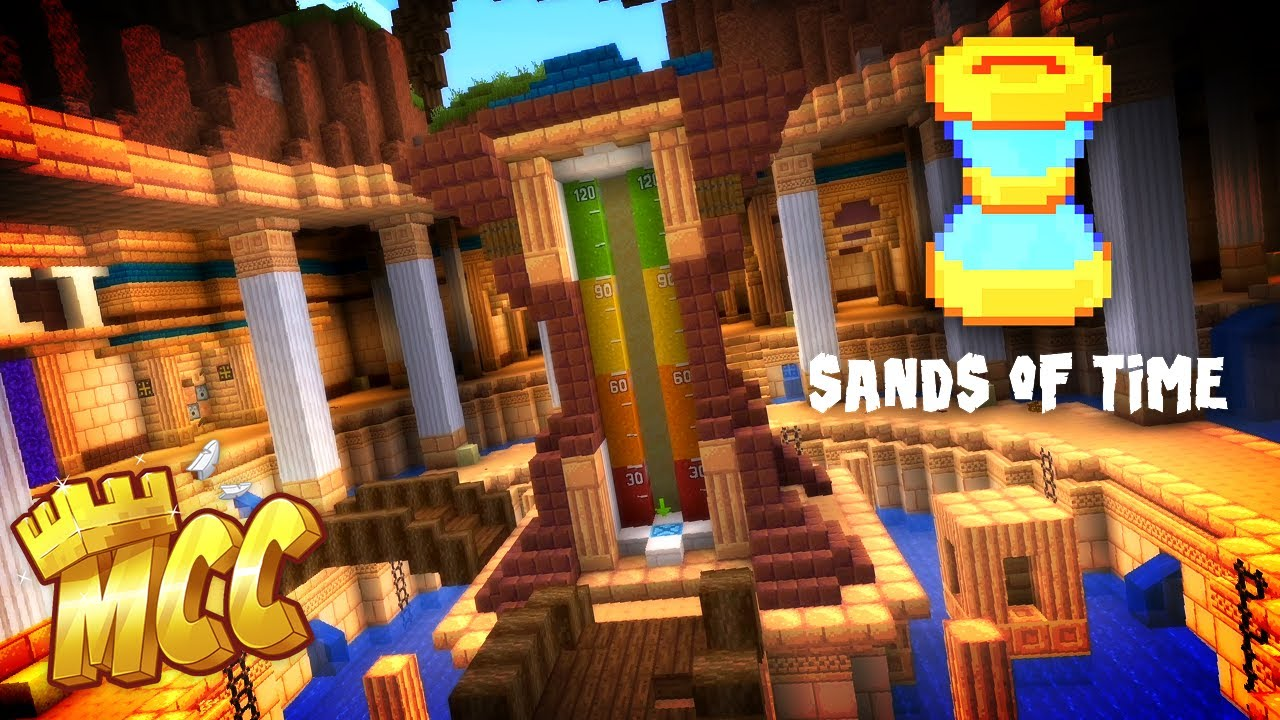 Download MC Championship - Sands of Time (new mini-game)