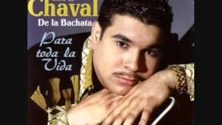 """El Chaval de la Bachata - Me Voy De Ti """"Para Toda La Vida"""", 1999"""