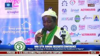 Gambar cover NMA 57th Annual Delegates Conference-- Obong Of Calabar