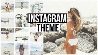 How I Edit Instagram Photos!  VINTAGE WHITE THEME