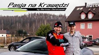 Rafał Sonik - niezwykły wywiad, Jaguar XKR 510KM i helikopter w Pasji na Krawędzi, Odc. 2 część 1
