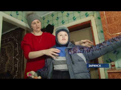 Семья инвалидов из Заринска семь лет не может получить положенное по закону жилье