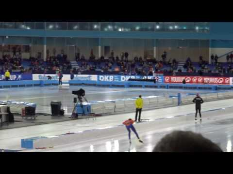 03 Jan Szymanski - Taro Kondo (Wrld Cup4 Thialf)