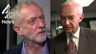 Jeremy Corbyn: Jon Snow interviews the new Labour leader