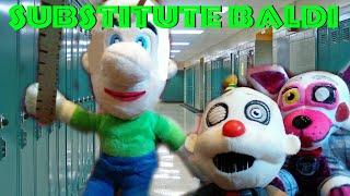 FNAF School Plush: Substitute Baldi thumbnail