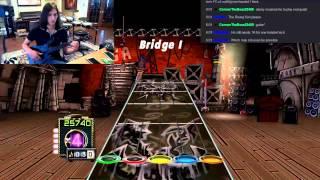 Guitar Hero 3 PC TTFAF 1 Handed Bridge 1 FC