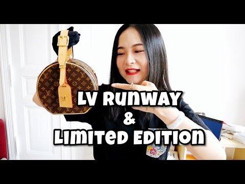 4款LV秀款&限量款包包测评 | 2款圆饼包对比测评 | LV Limited & Runway Handbags | LV Petite Botie | Metis