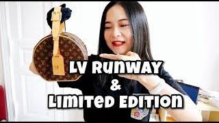 4款LV秀款&限量款包包测评   2款圆饼包对比测评   LV Limited & Runway handbags   LV Petite Botie   Metis