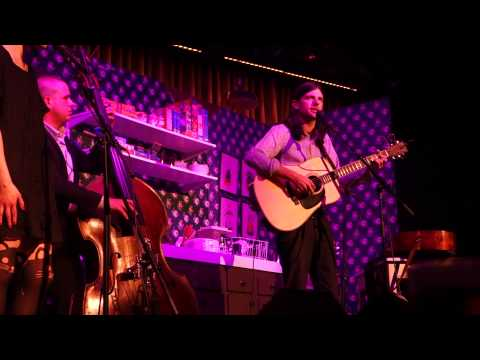 "Seth Avett & J.L. Mayfield ""The Beginning"" Birchmere Music Hall 03.11.15"