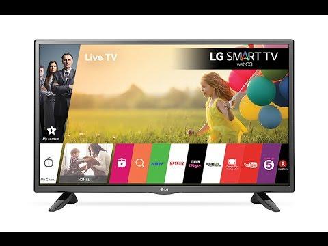 lg smart tv 32 unboxing review en espa ol youtube. Black Bedroom Furniture Sets. Home Design Ideas