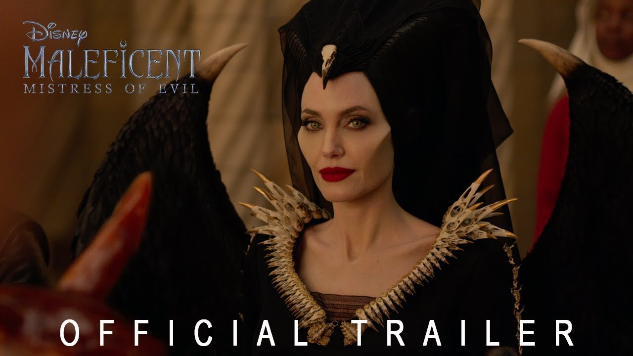 Official Trailer Disney S Maleficent Mistress Of Evil In Theaters October 18