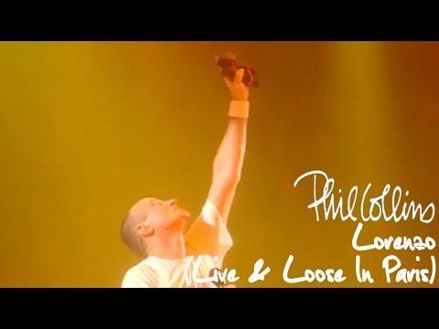 Смотреть клип Phil Collins - Lorenzo