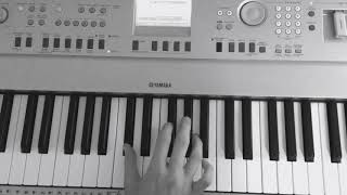 Shindy - Statements - Piano - Cover