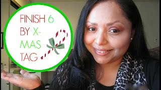 FINISH 6 BY X-MAS TAG Thumbnail