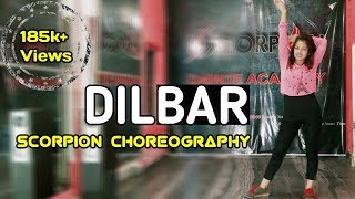 DILBAR DANCE CHOREOGRAPHY | Satyameva Jayate,Nora Fatehi,Neha Kakkar