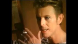 David Bowie - EPK 1.Outside + Behind the scenes