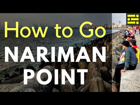 How to go Nariman Point by Mumbai Local Trains  || Icepeak Travel || Vlog #6