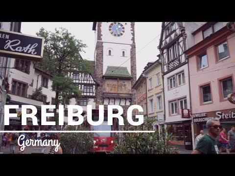 Germany: One Day in Freiburg