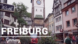 Germany: One Day In Freiburg