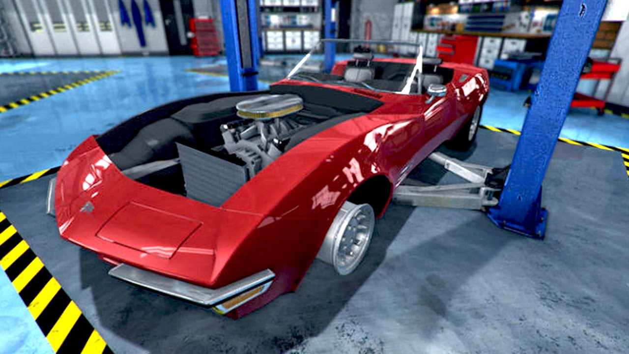 car mechanic simulator 2015 trailer youtube. Black Bedroom Furniture Sets. Home Design Ideas