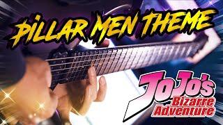 JoJo39s Bizarre Adventure AWAKEN Pillar Men Theme  Metal Cover by RichaadEB