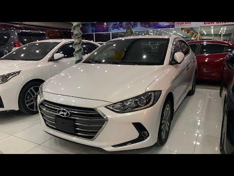Quá Đẹp Hyundai Elantra 1.6AT 2018 Màu Trắng   Mr Cảnh 0849544444