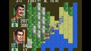 1587年からの続きです。 四国、九州の侵攻が遅れています。