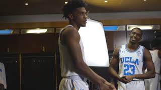 UCLA Men's Basketball Photo Day