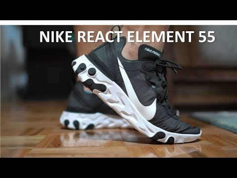 Nike React Element 55 - Review/On-feet
