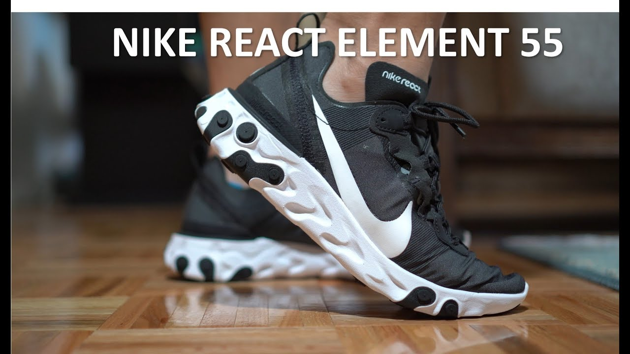 a9a8165b Nike React Element 55 - Review/On-feet - YouTube