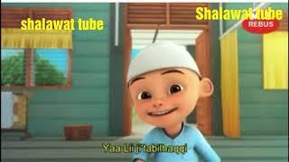 Ya Habibal Qalbi  Upin Ipin
