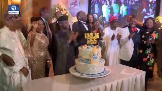 Osinbajo,Gbajabiamila,Other Alumni Celebrate UNILAG@55 |Metrofile|