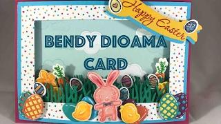 Bendy Diorama Card Tutorial