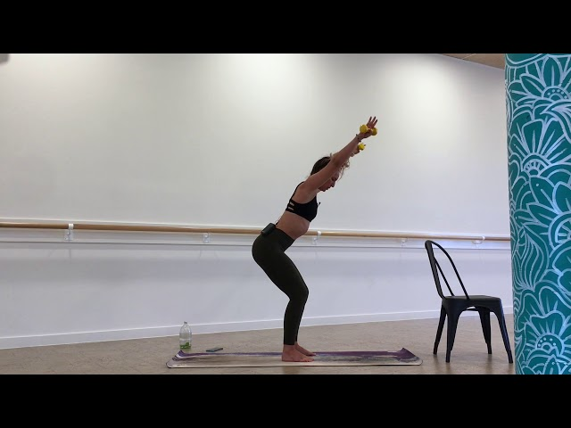 30 min Pilates with Susie at The Floating Lotus Studio - Arms and Back